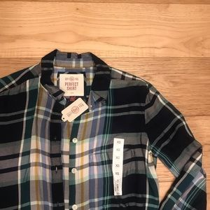 Tops - 3 for $20 Perfect Plaid Flannel Shirt XS